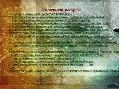 Интернет-ресурсы 1. http://g.io.ua/img_aa/large/1728/61/17286132.jpg 2. http:...