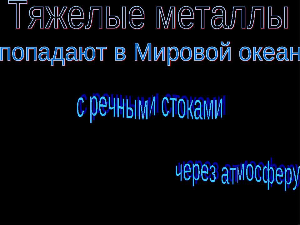 Ртуть Свинец Кадмий Цинк Медь Мышьяк