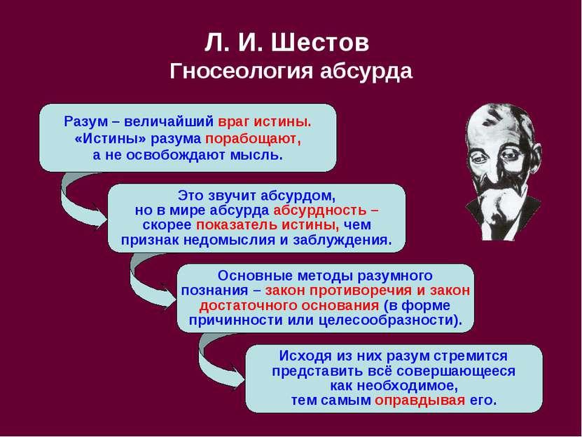 Разум – величайший враг истины. «Истины» разума порабощают, а не освобождают ...