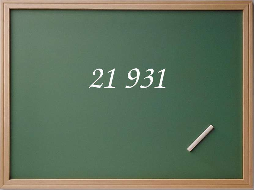 21 931