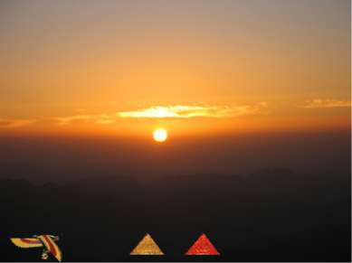 Почему Венера (пирамида Хеопса) оказалась больше Земли (пирамиды Хефрена)? Ве...