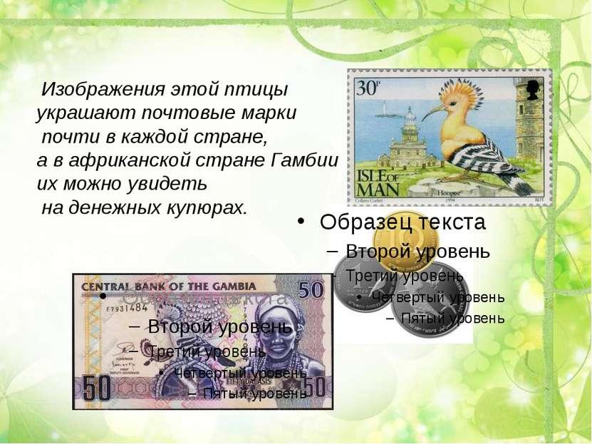 Изображения этой птицы украшают почтовые марки почти в каждой стране, а в аф...