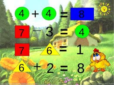 6 8 4 4 4 7 6 7 = + _ + _ = = = 3 1 8 2
