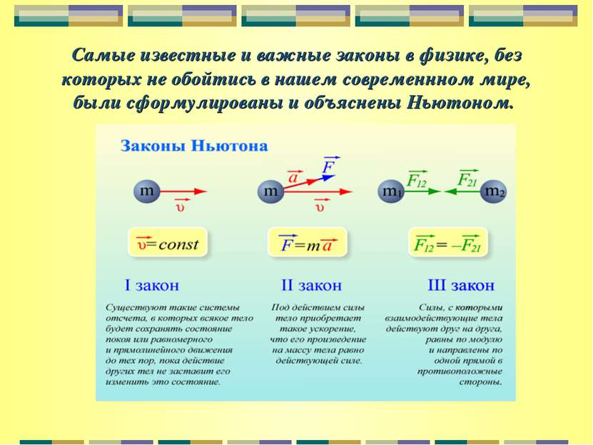 Самые известные и важные законы в физике, без которых не обойтись в нашем сов...