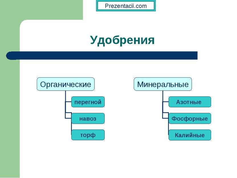 Удобрения Prezentacii.com