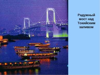 Радужный мост над Токийским заливом