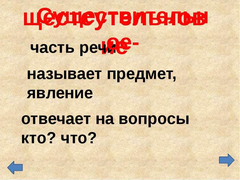 щестсутельновие часть речи называет предмет, явление отвечает на вопросы кто?...