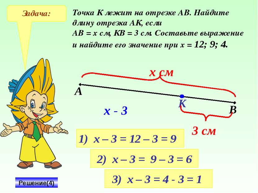 На координатном луче отмечены точки А(1) и В(а). Отметьте на этом луче точку ...