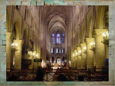 Собор Нотр-Дам в Париже, 1163 - нач.XIV века