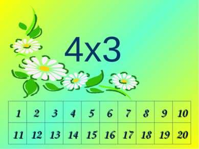 1 2 3 4 5 6 7 8 9 10 11 12 13 14 15 16 17 18 19 20 4х3