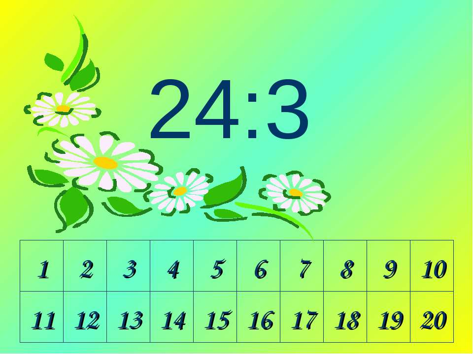 1 2 3 4 5 6 7 8 9 10 11 12 13 14 15 16 17 18 19 20 24:3