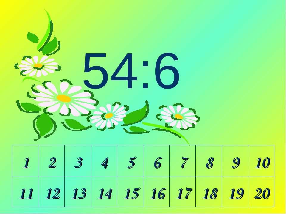 1 2 3 4 5 6 7 8 9 10 11 12 13 14 15 16 17 18 19 20 54:6
