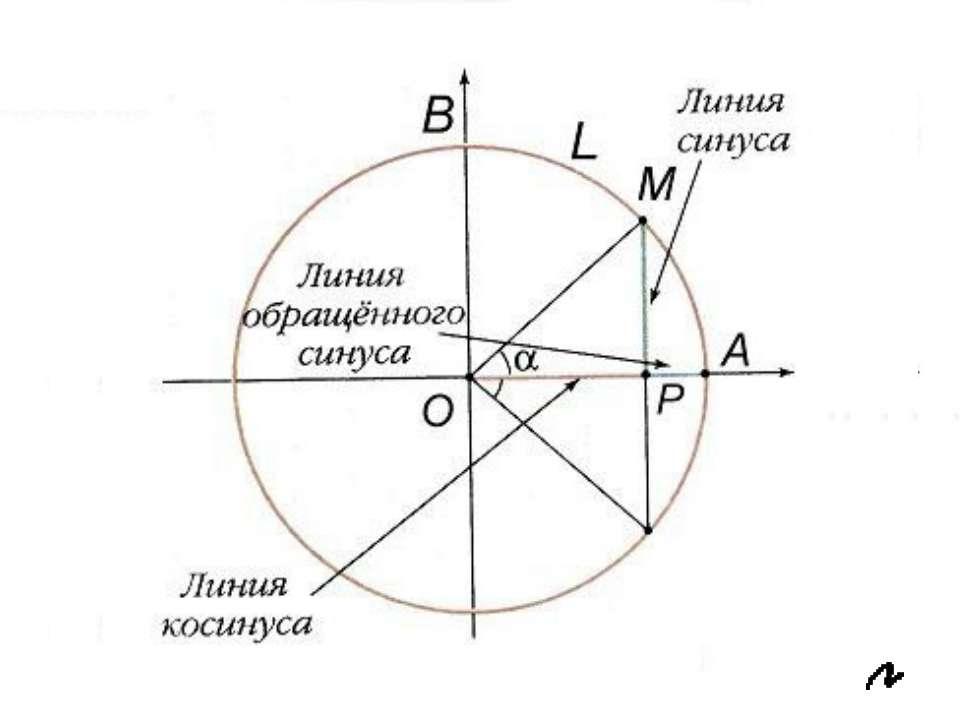 в западной Европе. Дальнейшее развитие тригонометрии шло по пути накопления и...