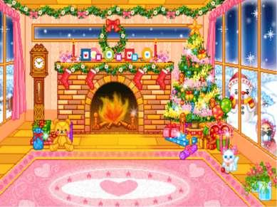 В нашей стране на Новый год и на Рождество подарки детям приносит Дед мороз.