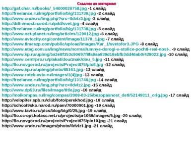 Ссылки на материал http://gaf.char.ru/books/_54000026758.jpg -1 слайд http://...