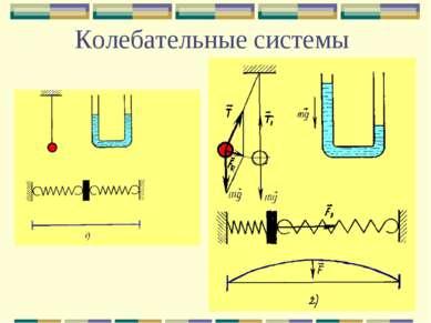 Колебательные системы