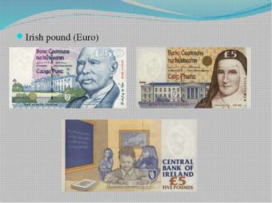 Irish pound (Euro)