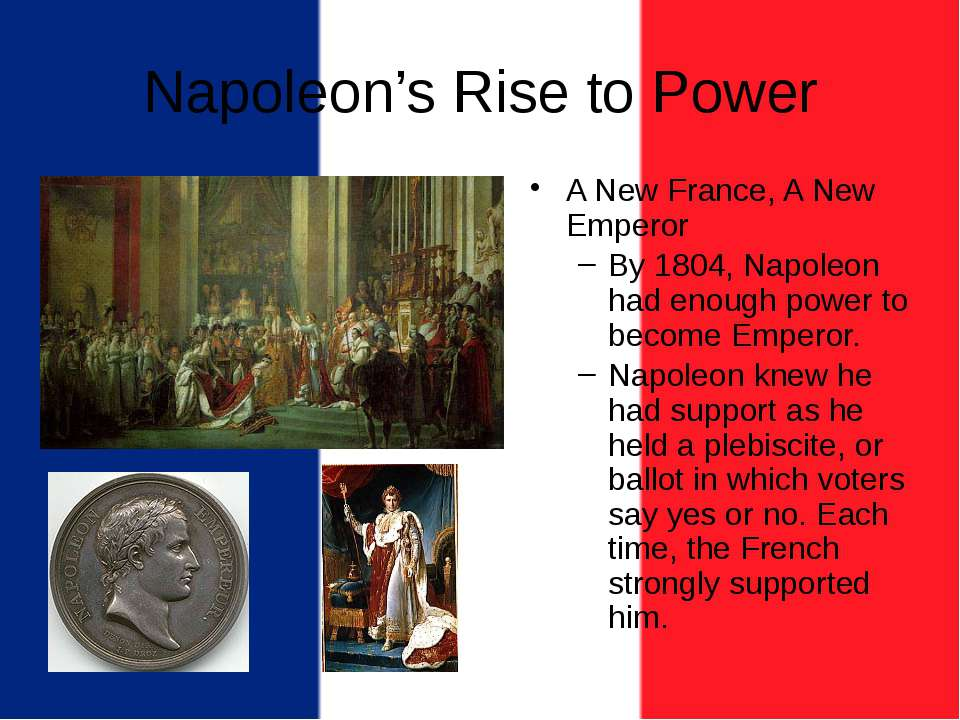 rise of napoleon bonaparte essay French revolution: rise of napoleon bonaparte | essay yard blog jul 26, 2014 napoleon bonaparte was born in corsica, an island nation near coast of france, which was invaded by french soldiers making them to accept.