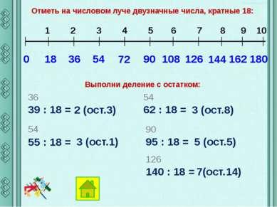 В презентации использованы: задания и упражнения учебника «Математика» 3 клас...