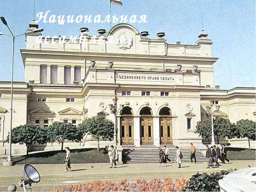 Национальная ассамблея
