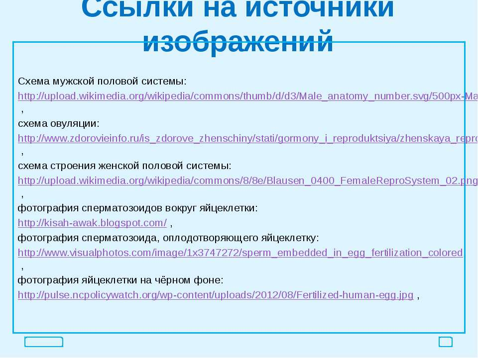Ссылки на источники изображений Схема мужской половой системы: http://upload....