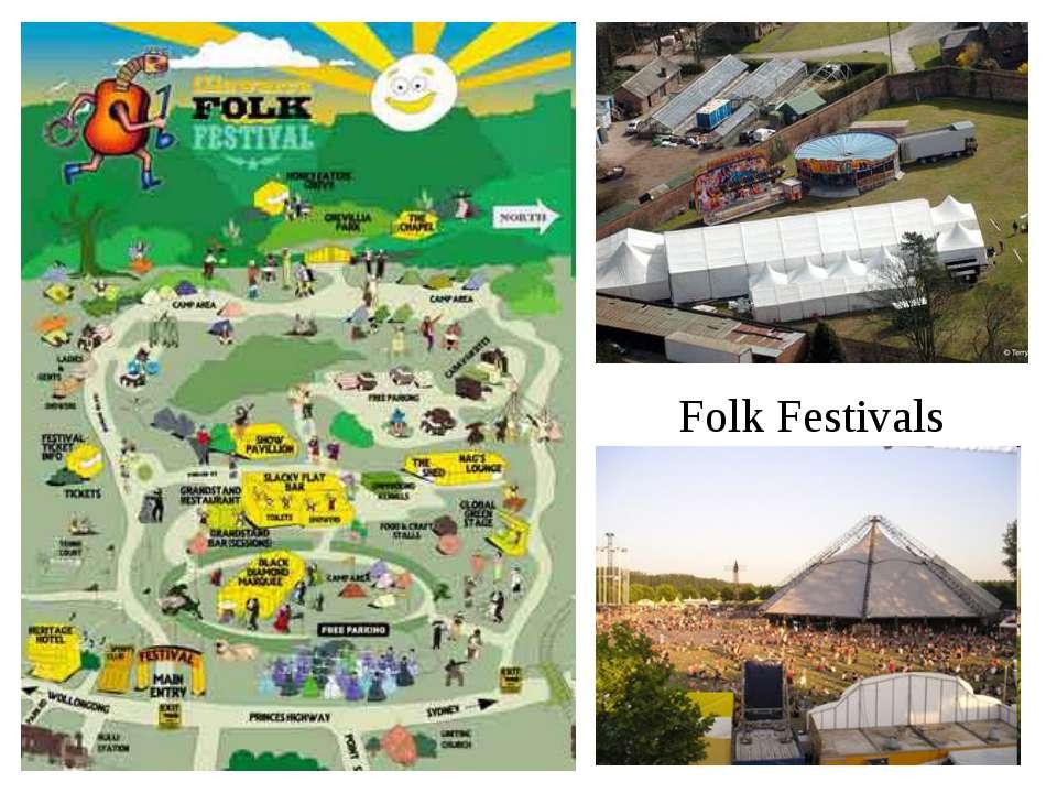 Folk Festivals