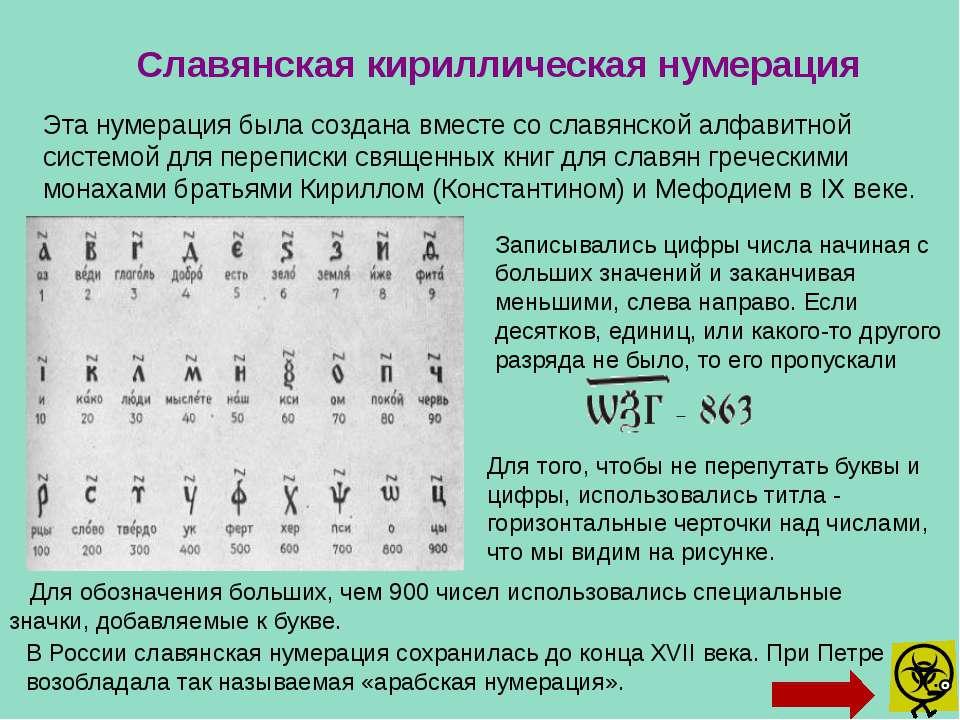 Системы счисления Позиционные (значение цифр зависит от позиции в числе) Непо...