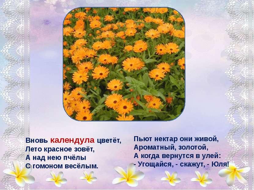 Гиацинт - цветок дождей – Кудрявая головушка, Улыбнись же поскорей, Тебе поёт...