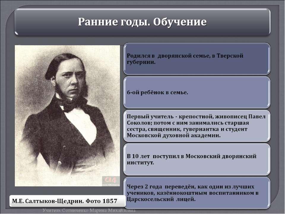 В марте 1858 салтыков- щедрин был назначен рязанским вице- губернатором
