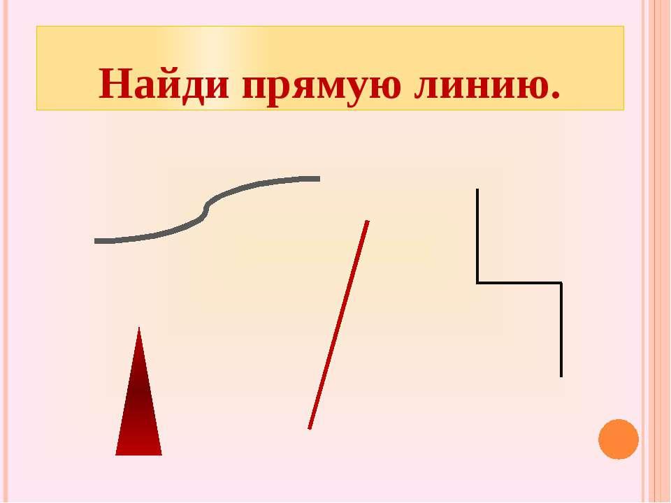 ? Подумай! Сколько прямых линий можно провести через две точки ? А Р