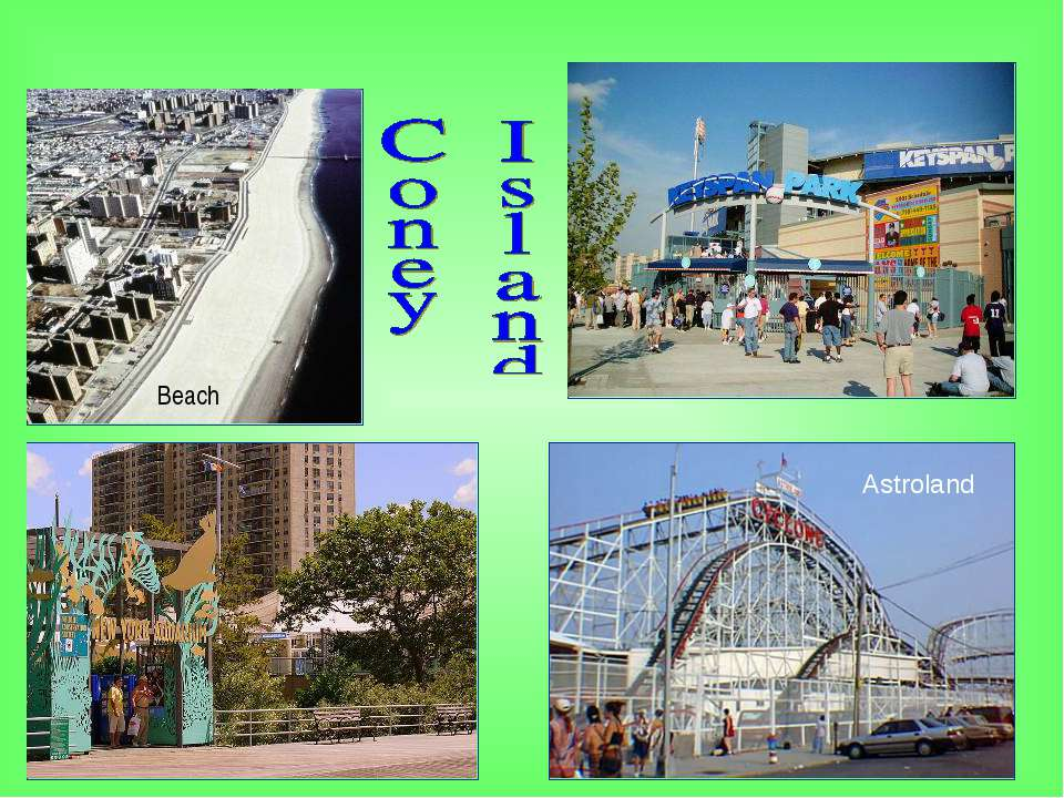 Astroland Beach