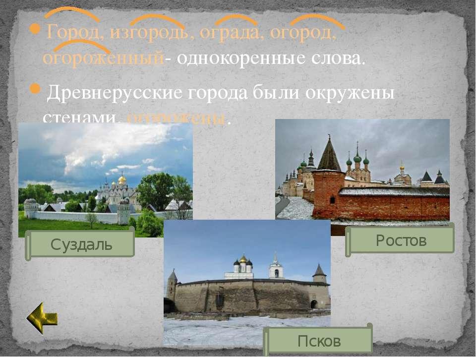 С юга на русские земли совершали набеги племена степняков-кочевников. В начал...