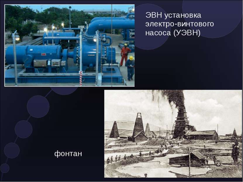 ЭВН установка электро-винтового насоса (УЭВН) фонтан