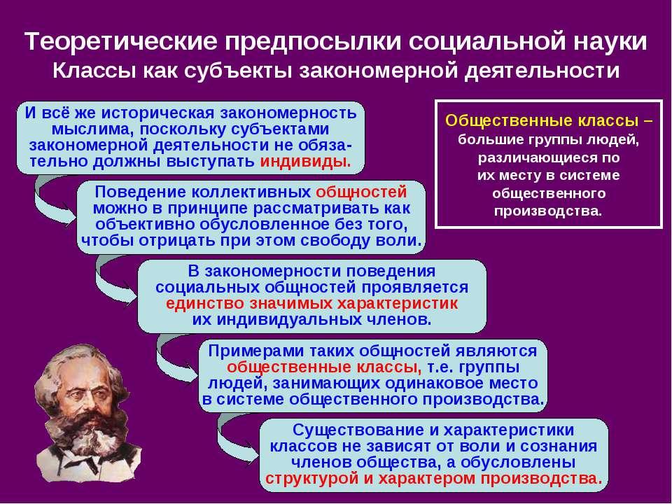 Поведение коллективных общностей можно в принципе рассматривать как объективн...
