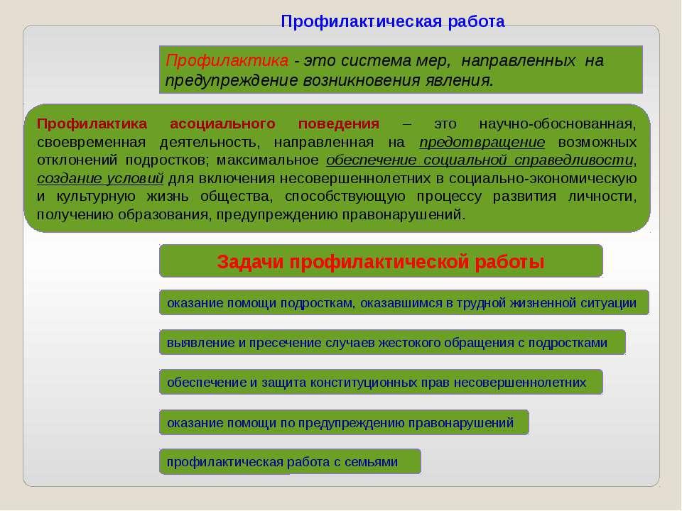 РАБОТУ С ДЕТЬМИ ПО ПРОФИЛАКТИКЕ АСОЦИАЛЬНОГО ПОВЕДЕНИЯ ОСУЩЕСТВЛЯЮТ: комиссия...
