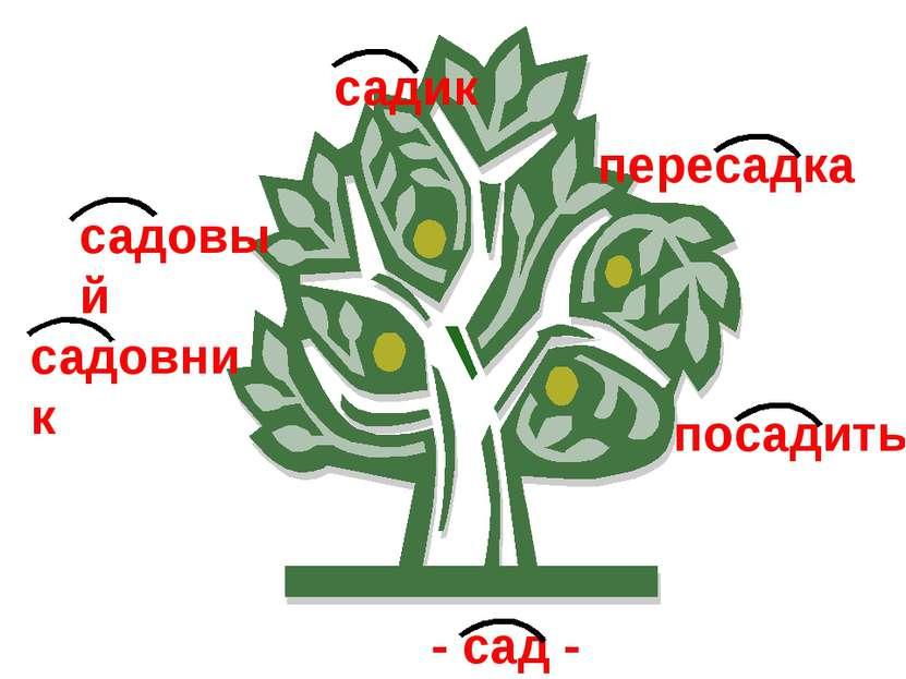 - сад - посадить садовник садовый садик пересадка
