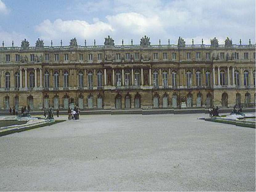 С 1674 Людовик XIV принял решение сделать своей резиденцией Версаль. Работы в...