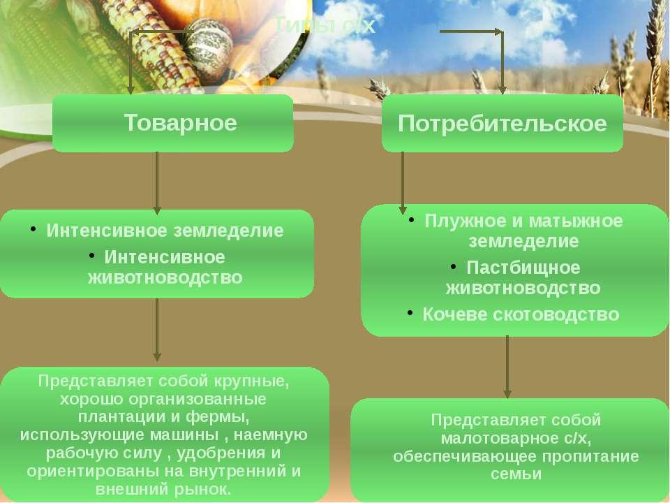 «Зеленая революция»- Это преобразование с/х на основе современной техники: Вв...
