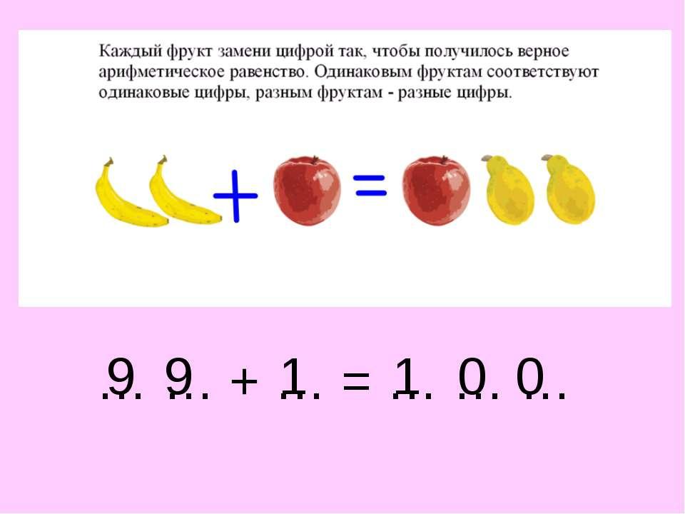 … … + … = … … … 1 1 9 9 0 0