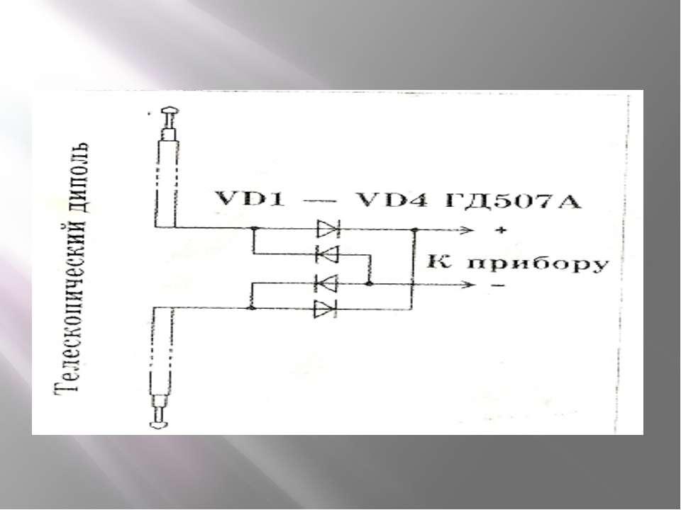 Схема прибора.
