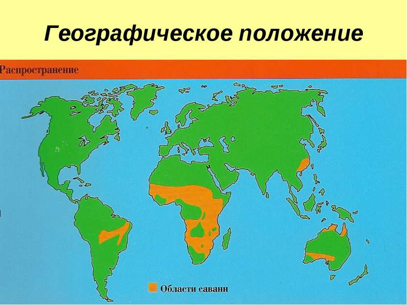 Географическое положение