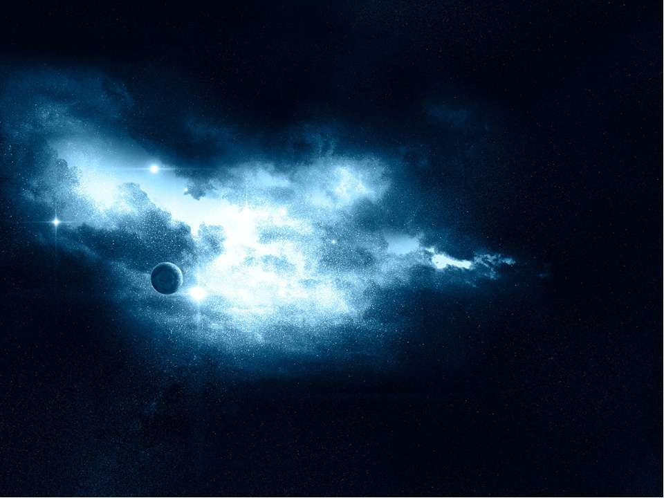 «В начале сотворил Бог небо и землю. Земля же была безвидна и пуста, и тьма н...