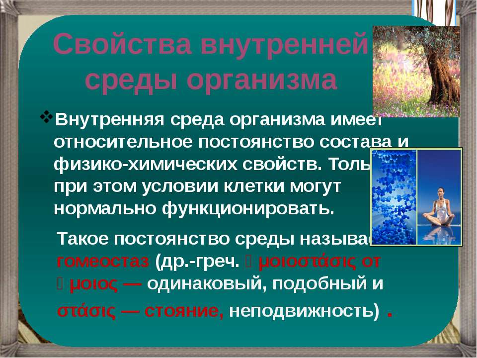 кислород вода Питательные вещества углекислый газ продукты обмена Межклеточно...
