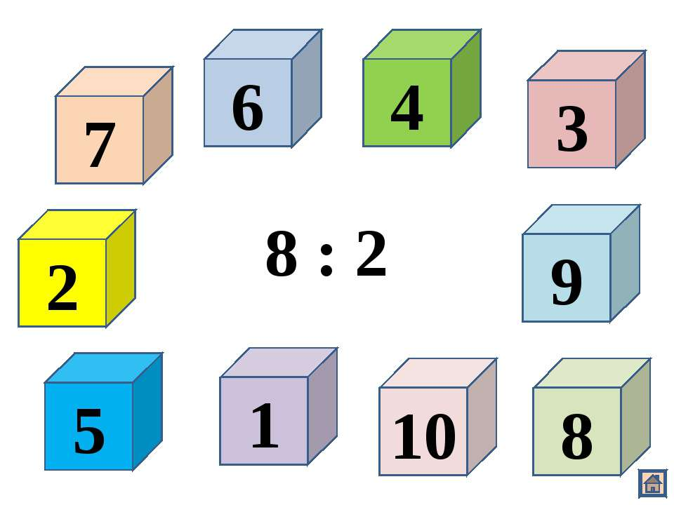 2 7 6 4 1 10 8 9 5 3 8 : 2