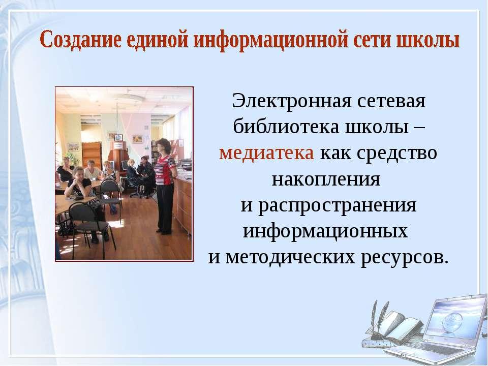 Электронная Презентация Моя Библиотека