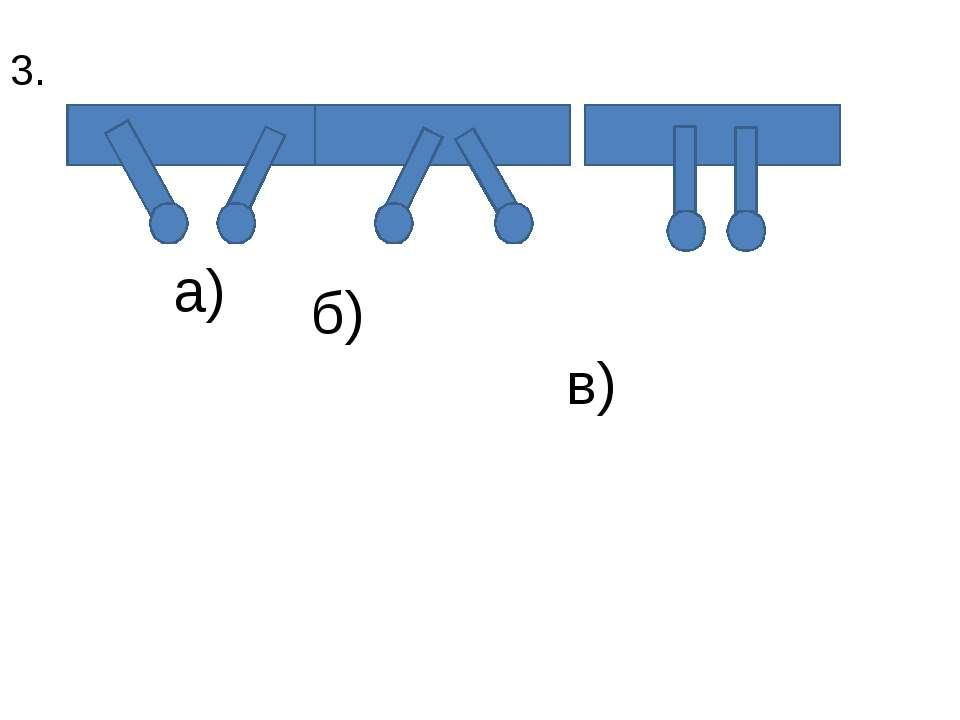 а) б) в) 3.