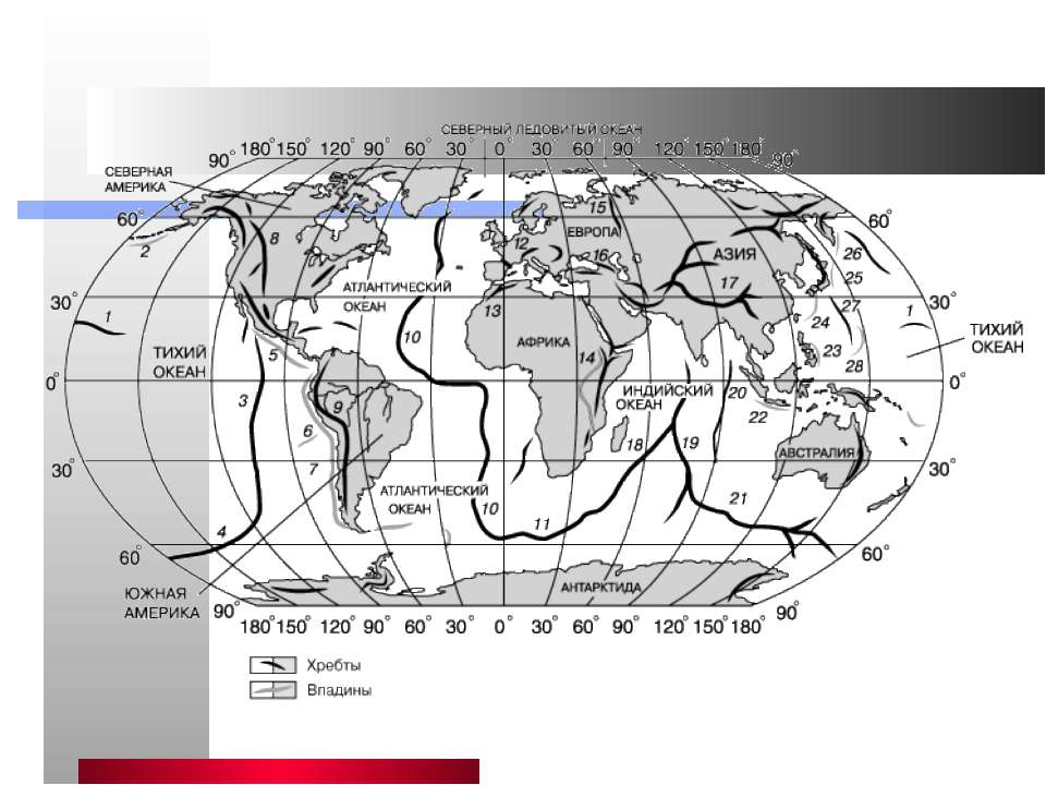 Зондский Желоб Карта
