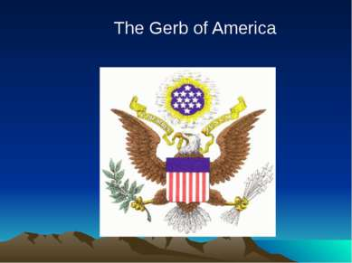 The Gerb of America