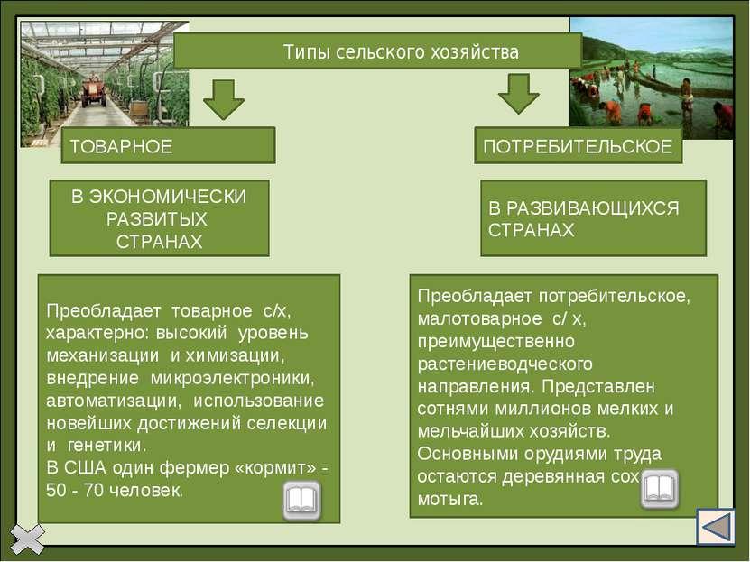 «Зеленая революция» это - преобразование сельского хозяйства на основе соврем...