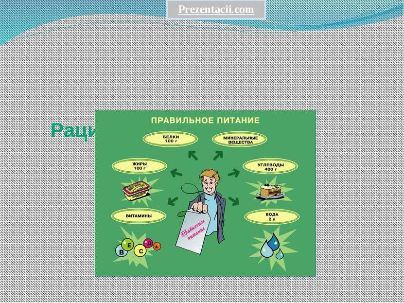 Рациональное питание Prezentacii.com